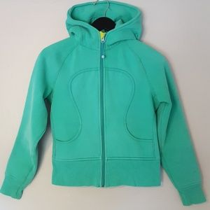 Lululemon Zip-Up Hooded Sweatshirt - 10/L